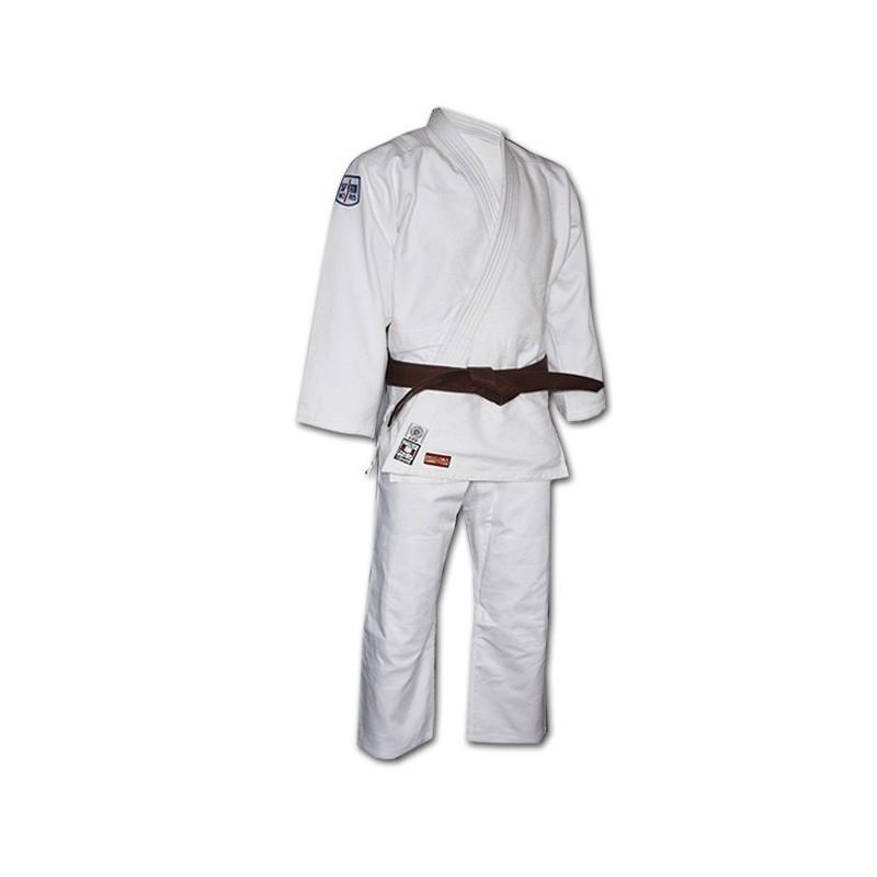 KIMONO WHITE TIGER CHALLENGER 700g